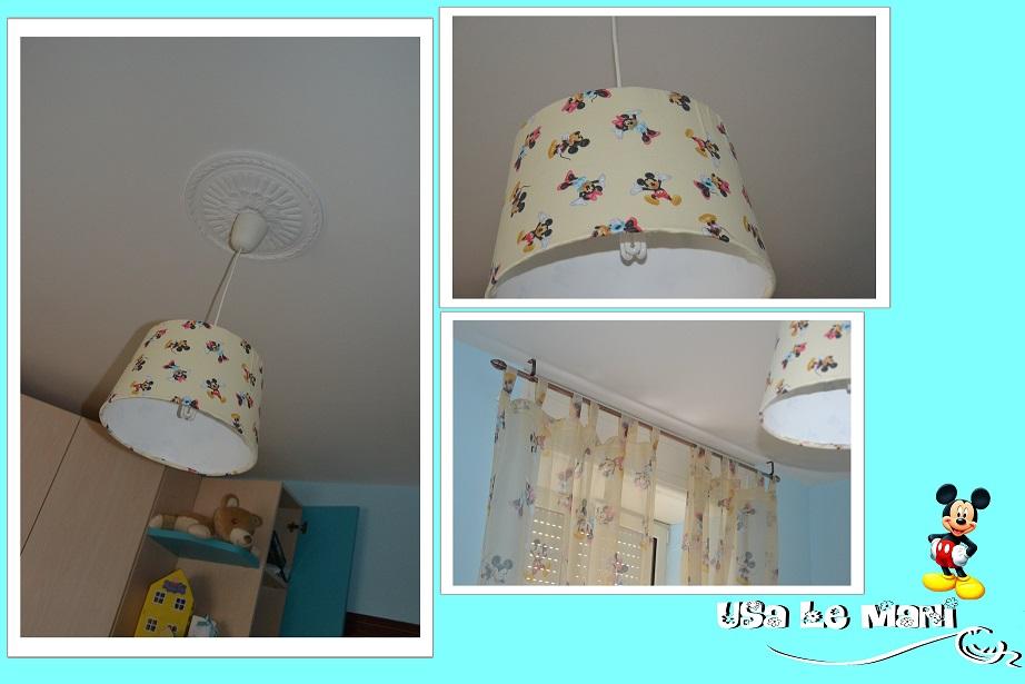 Lampadario fai da te cucito creativo    Chandelier DIY   Usa le mani -> Lampadario Ombrello Fai Da Te