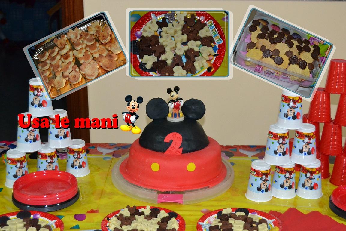 Tavolo Compleanno Topolino : Addobbi festa compleanno fai da te finest decorazioni festa tema