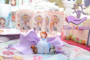 Party fai da te: Principessa Sofia