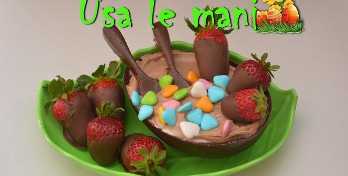 Pasqua creativa: dessert al cioccolato goloso