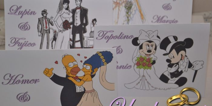 wedding theme cartoon couples