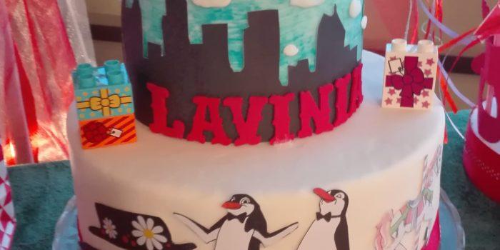 mary poppins torta