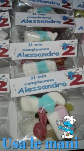 caramelle party personalizzate