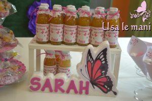 succhi di frutta personalizzati prima comunione