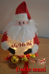 christmas lamp DIY