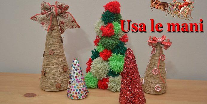 Immagini Natale Usa.Natale Fai Da Te 3 Modi Per Decorare I Coni Di Polistirolo Usa Le