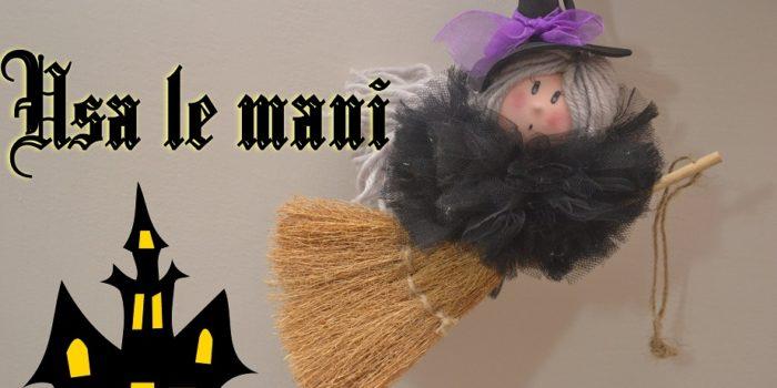 halloween witch DIY