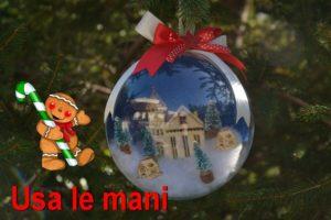 miniature di Natale
