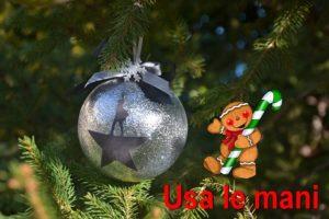 Sfere di Natale musical