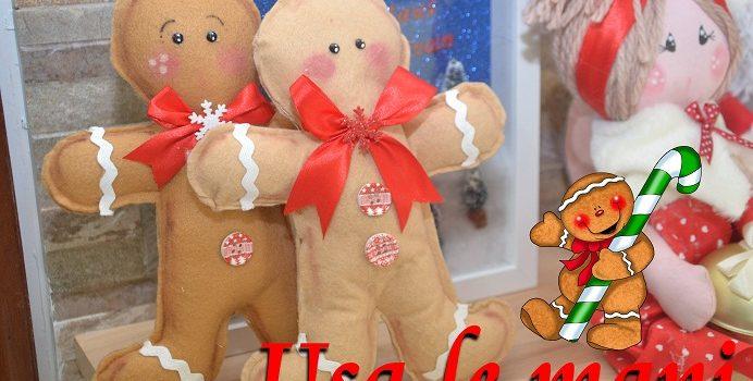 Gingerbread man DIY