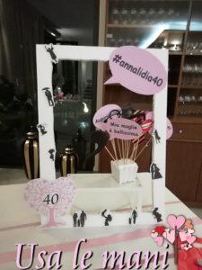 idee quarantesimo compleanno