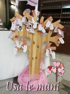 bomboniera tema albero della vita