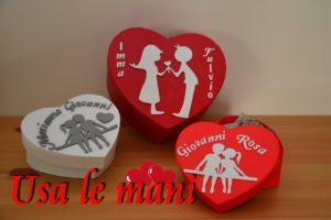 idea regalo san valentino fai da te