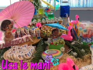party tema oceania
